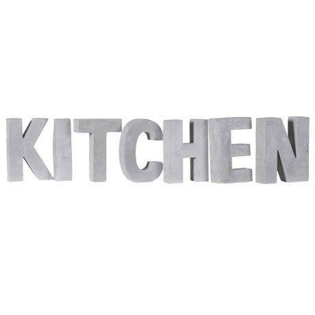 Kitchen Letters
