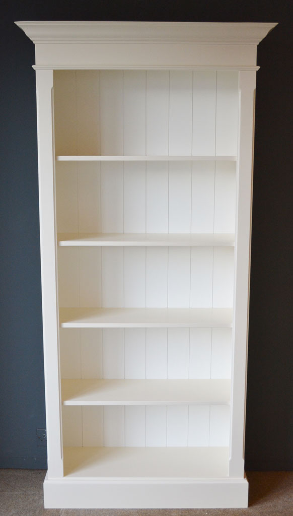 DBD4006 - Deanery 3ft Georgian Bookcase with hand-painted finish