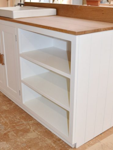 Deanery Bespoke Counter Top Wash Stand Cabinet