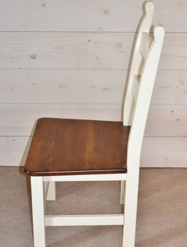 Bretton Hardwood Chair with Hand-painted finish