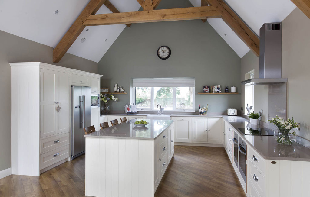 Deanery Contemporary Kitchen