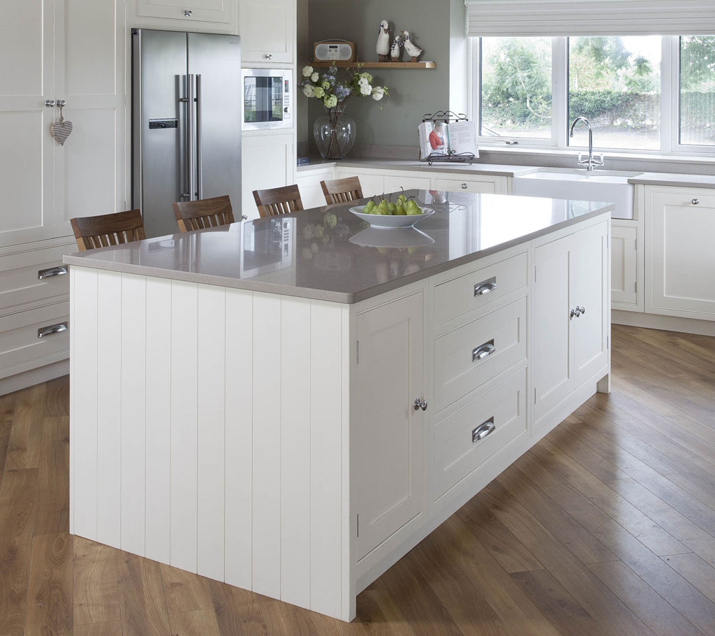 Deanery Contemporary Kitchen - Deanery Furniture