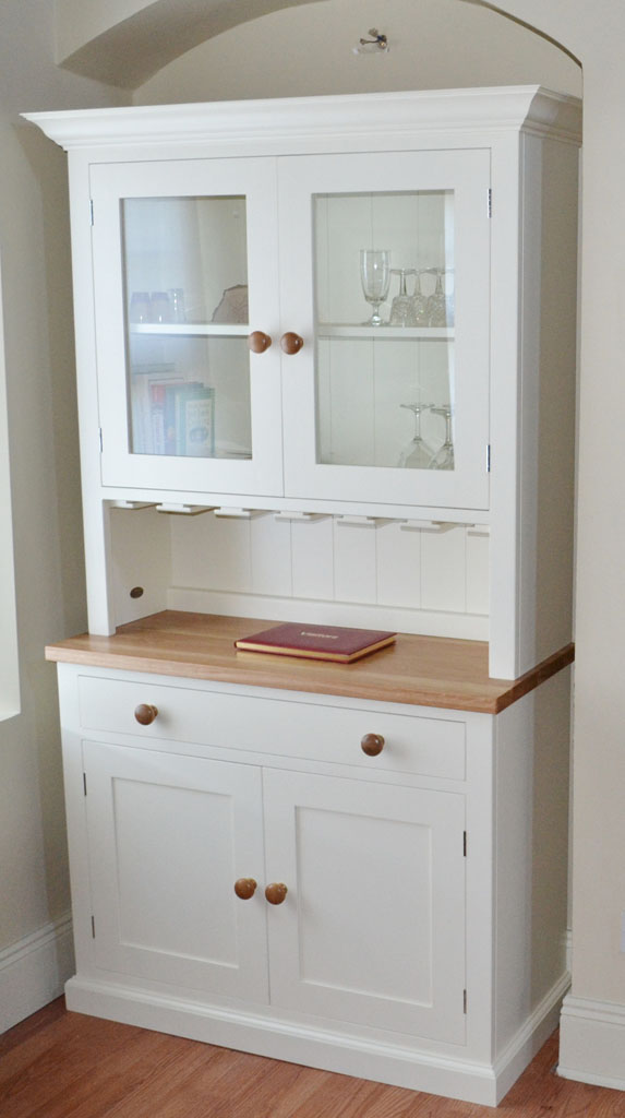 Deanery Drinks Dresser with hand-painted finish