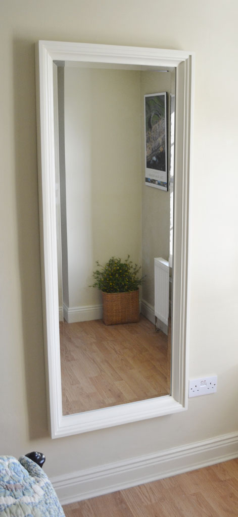 Deanery Clifton Full Length Wall Mirror