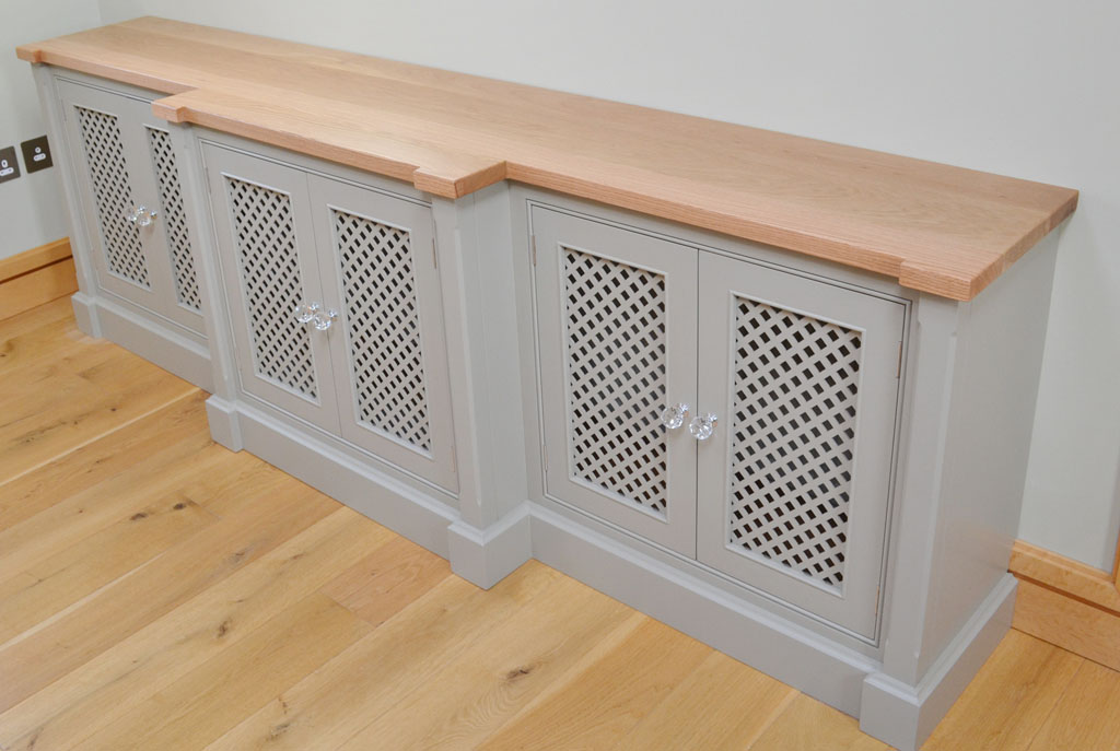 Radiator Covers Handpainted Radiator Cover Double Vent