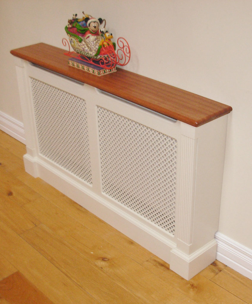 Deanery Large Teak Top Clifton Radiator Cover