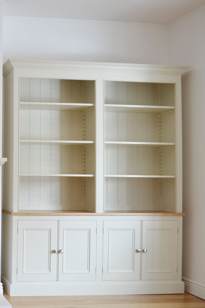 DOF7501 - Deanery Charlotte Rose Lever Arch Files Bookcase