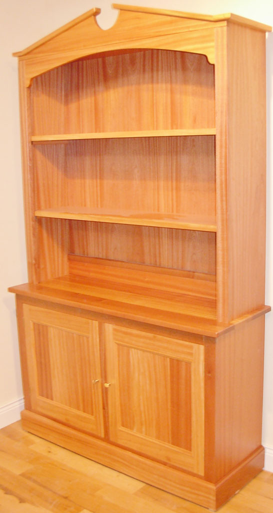 Deanery Mahogany Lever Arch Dresser