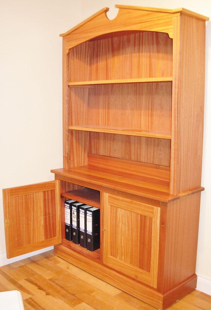 DOF7504 - Deanery Mahogany Lever Arch Dresser