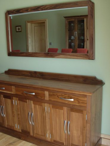 Deanery 6ft Kingston Walnut sideboard