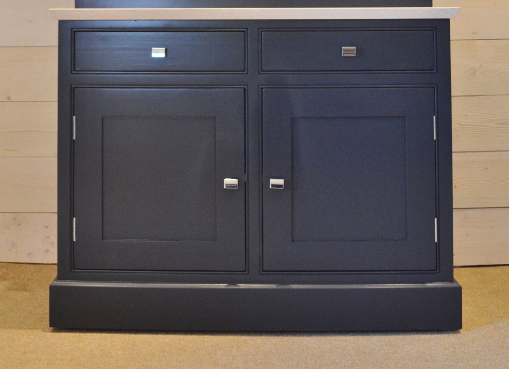 Deanery 4ft Livingston Sideboard with hand-painted finish