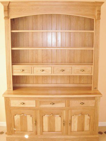 Deanery 5ft Solid Oak Spice Dresser