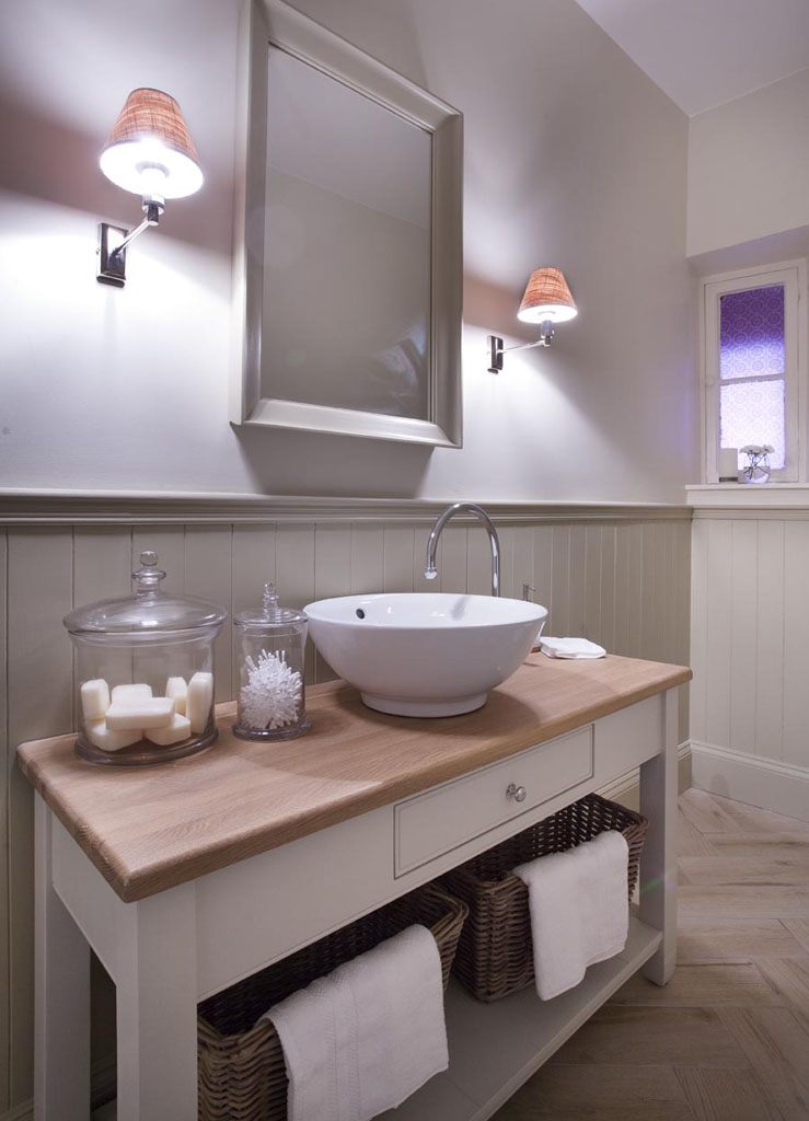 Neptune Chichester 1220 Counter Top Unit With Stone Vanity