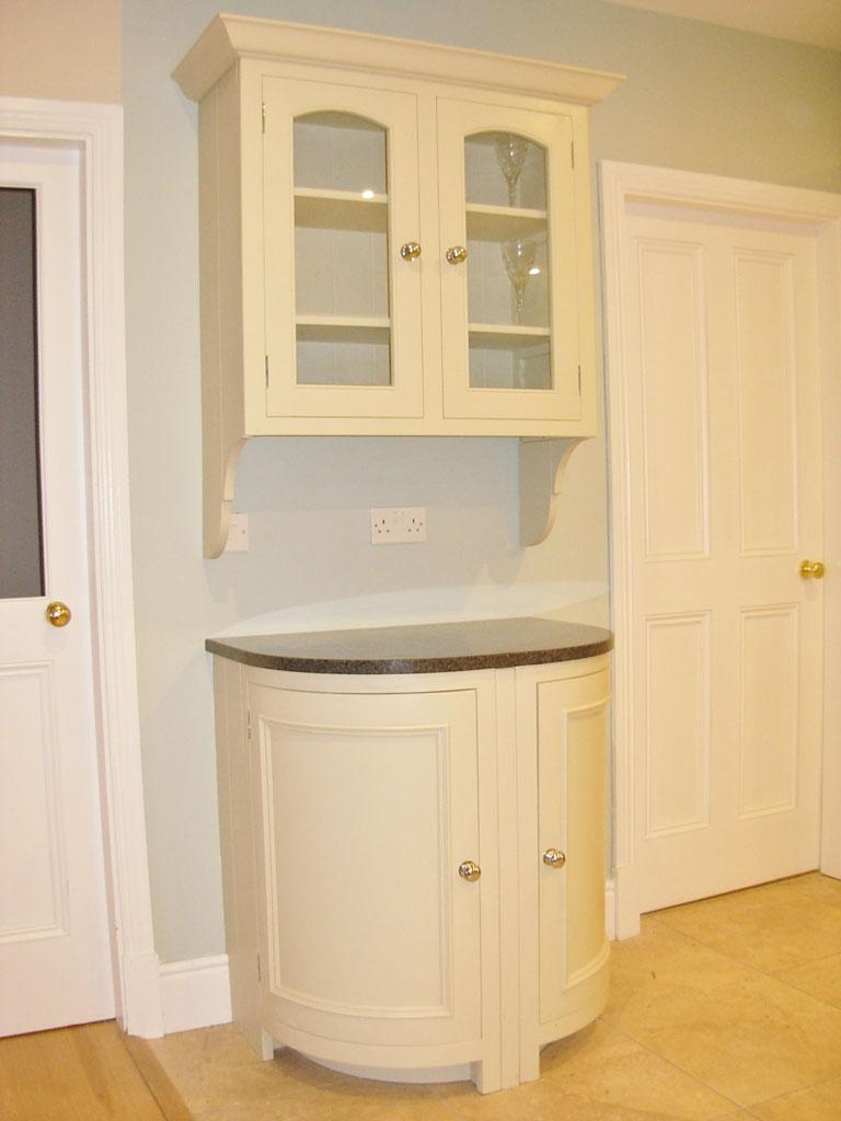 Neptune Chichester Glazed Wall Cabinet