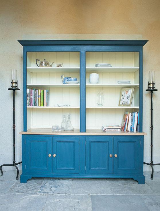 Neptune Chichester 6ft Grand Bookcase