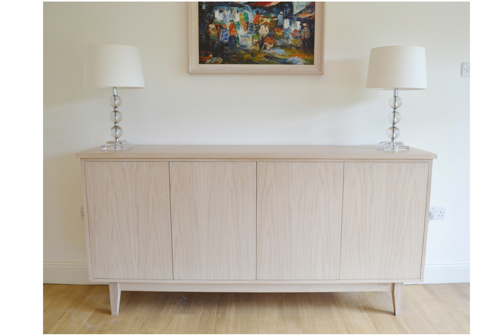 Contemporary Sideboard By Deanery Furniture In A Washed