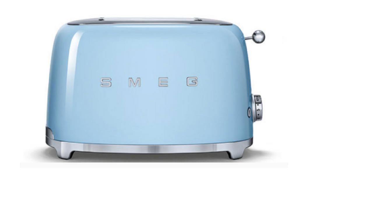 - SMEG 2 Slice Toaster