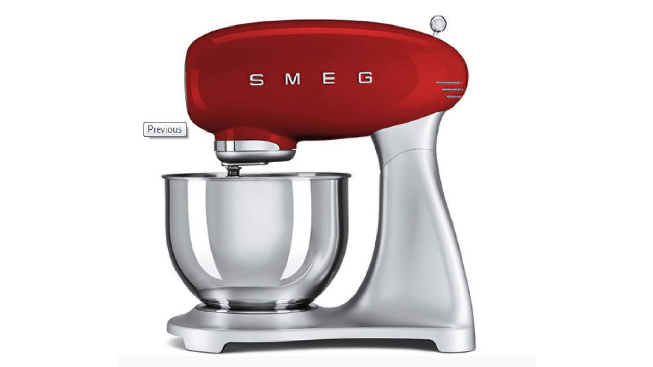 SMEG Stand Mixer
